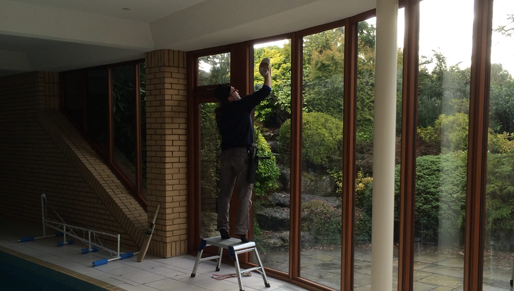 Conservatory Cleaning
